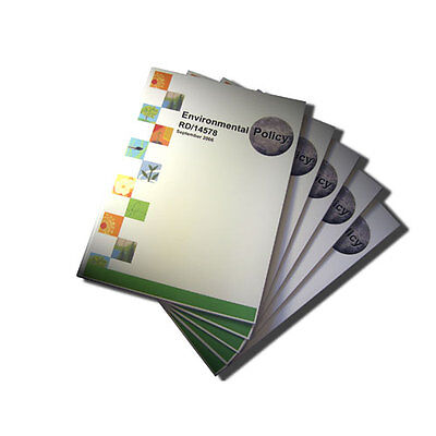 """Coverbind 3/8"""" Print On Demand Thermal Covers -70pk - 675840"""