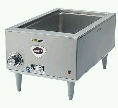 Wells Manufacturing SMPT Heavy-Duty Food Warmer