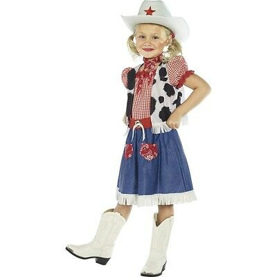 Costume cowgirl fille