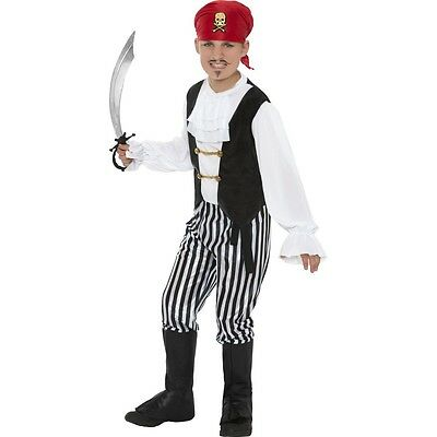 Pirate enfants costume deluxe