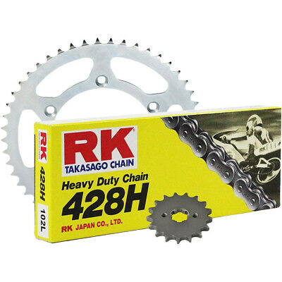 RK NEW Honda CT 110 X Postie Bike 1999-2012 RK Chain & JT Sprockets Kit