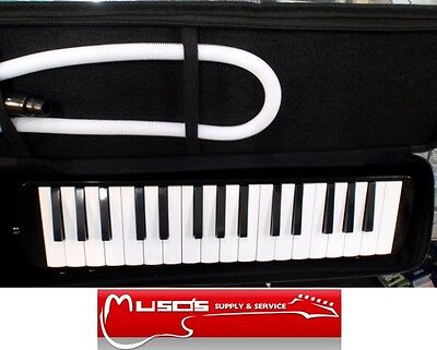 MELODICA 32KEY With Soft Bag Black $34.95