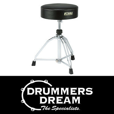 Tama Drum Throne 90mm Thick Round Style Seat HT65WN Brand New RRP $250