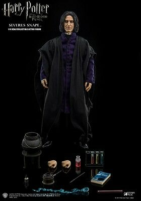 Harry Potter 1/6TH Collectible Action Figure Severus Snape Star Ace Toys  SA0022