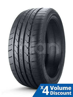 4 x Maxtrek Tyre 235/45R17 Inch 97W Maximus M1 [FOR: HOLDEN COMMODORE VU]