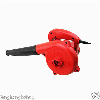 Suck Blow Dust Electric Hand Operated Air Blower Computer Blower Vacuum Cleaner