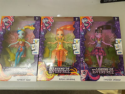 My Little Pony Equestria Girls Legend of Everfree Crystal Wings You Choose Yours
