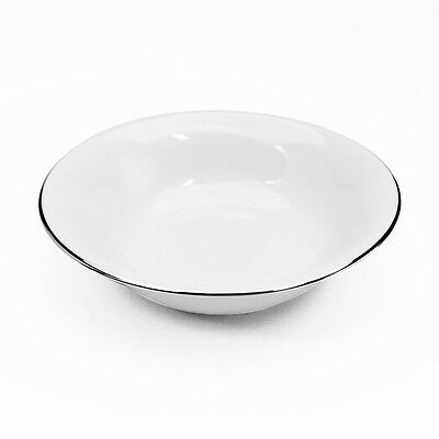 Royal Worcester Classic Platinum Cereal Bowl 17cm