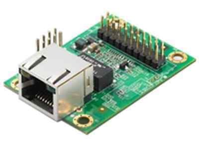 Nuovo Moxa 45225M Embedded Device Server, 10/100 Miineport E3-T
