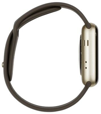 Apple Watch 2 42mm Gold Alu Case with Cocoa Sport Band