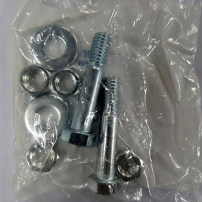 Wald Bike Training Wheels Parts Kit  #2622 Bolts , Nuts , Washers For #252