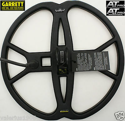 "New NEL TORNADO 12""x13"" DD 5th gen search coil for Garrett AT PRO + cover + bolt"