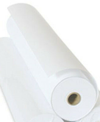 Drawing Paper Roll - Ideal for childrens drawings - One Roll 30cm x 20m - White