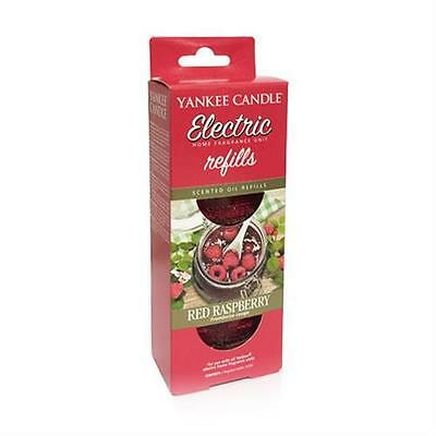 Yankee Candle Red Raspberry Scent Plug Refills
