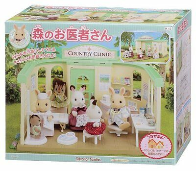 Mr. doctor of Sylvanian Families shop forest H-12