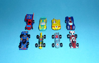 Micro Machines Autos - # 5 RACE CARS lot
