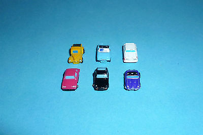 Micro Machines Autos - # 6 INSIDERS lot (MiniMicro)
