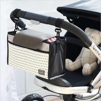 Baby Stroller Bag Stroller Organizer Buggy Bags Wheelchairs Carriage Bag For Mon
