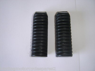 Aftermarket Pair Of Footrest Rubbers Suzuki Gsf650 Gsf 650 Bandit 05-06 New
