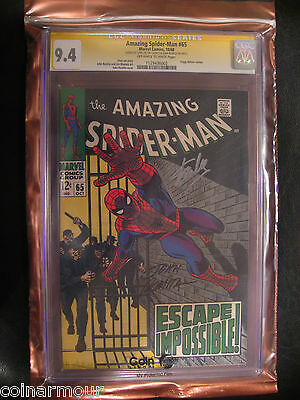 CGC Graded Intercept Comic Bags (10), Not Mylites, Batman, Spider-Man, Iron Man