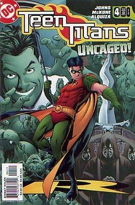 Teen Titans (Vol 3) #   4 Near Mint (NM) DC Comics MODERN AGE