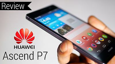 Huawei Ascend P7 Real Size Dummy Phone Display 1:1 Mock-Up