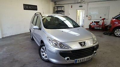 2006 Peugeot 307 SW 1.6 HDi S 5dr
