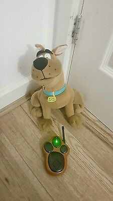 Hide And Seek Scooby Doo Talking Toy With Remote Control