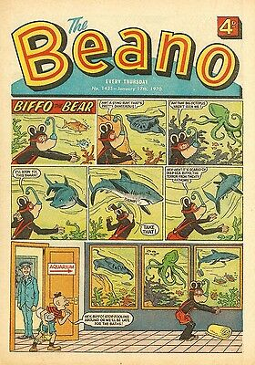 Beano Comics Collection V0Lume 1 1970-1975 Bronze Age  On One Disc