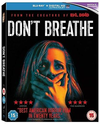 Don't Breathe (with UltraViolet Copy) [Blu-ray]