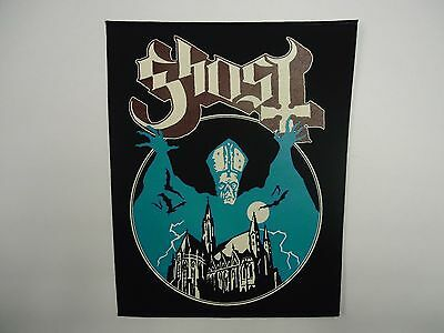 Ghost Opus Eponymous Back Patch