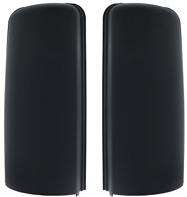 Freightliner Cascadia Mirror Cover Set Black Left And Right