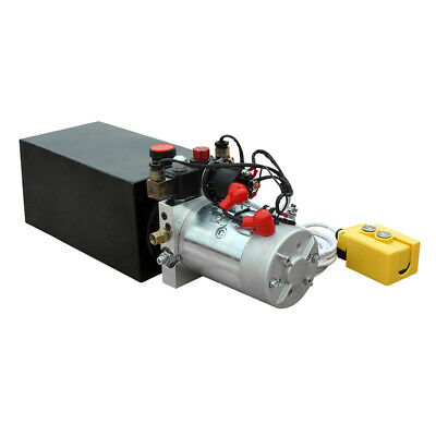 10L Hydraulikaggregat Double Acting Hydraulische Pumpn Hydraulic Pump Power Unit