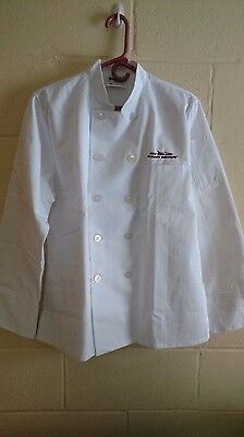 New England Culinary Institute Chef Jackets