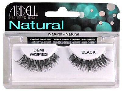 Ardell Natural Lashes Demi wispies. Pestañas Demi wispies .