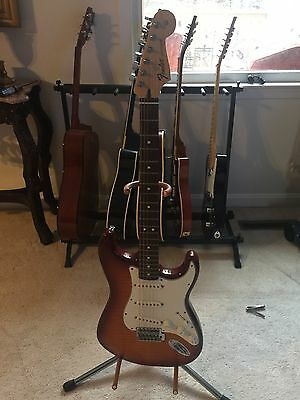 Fender Custom Stratocaster Quilted Maple Mim Great Condition