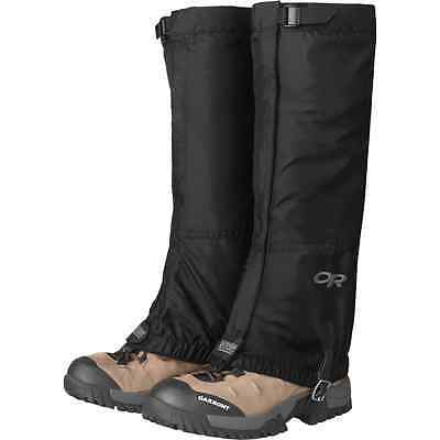 Outdoor Research Men's Rocky Mountain High Gaiters Black XL