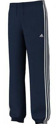 Adidas Pants Child 3 Stripes Slim cotton trousers Clothing fitness Z32766