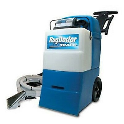 NEW Rug Doctor Wide Track Professional Carpet Cleaner-Wider track than X3
