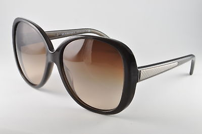 Burberry BE 4085 322713 Striped Womens Sunglasses