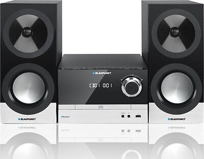 BLAUPUNKT MS40BT Radio CD USB MP3 with Bluetooth Micro Compact Stereo System