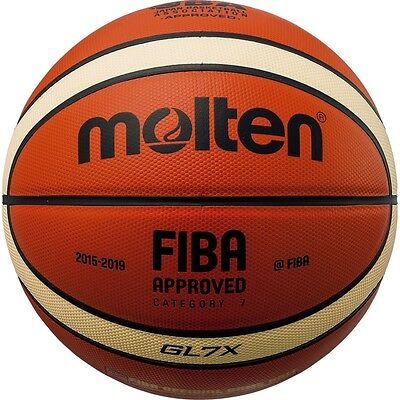 Morten Basketball GL7X BGL7X Ball Size:7 FIBA NEW