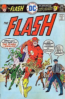 Flash Comics Vol 3 Issue 239 To 350 Bronze Age 1976 To 1985