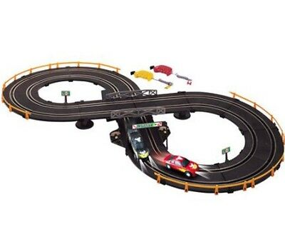 New My First Slot Car Track Set Racing Road Way Remote Control 8 Track Race Kids