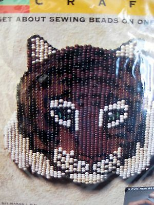 Long Stitch Beading Kit by Crafty Tiger Applique Jewelry