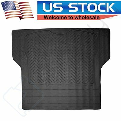 Black Car Rear Trunk Mat Cargo Boot Liner Tray for Hyundai Tucson 2016 2017 Up