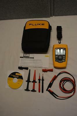 New - Fluke 709H Precision Hart Loop Calibrator - Data Log & Upload