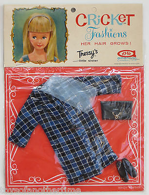 Tressy Sister CRICKET Doll Outfit American Character Windy Weather NRFP TOOTS