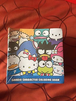 Sanrio Character Coloring Book Pakage of 50