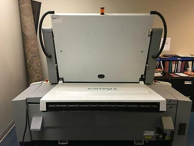 AGFA Azure Thermal platesetter CTP Auto Loader
